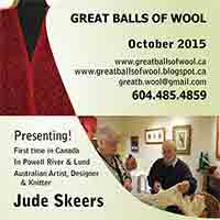 Great Balls of Wool